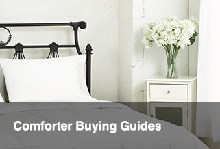 Comforter buying guides