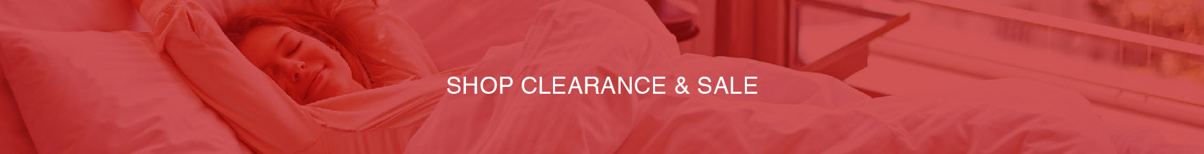 Shop Clearance and Sale Items