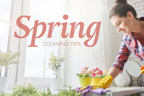 Top 10 Spring Cleaning Tips!