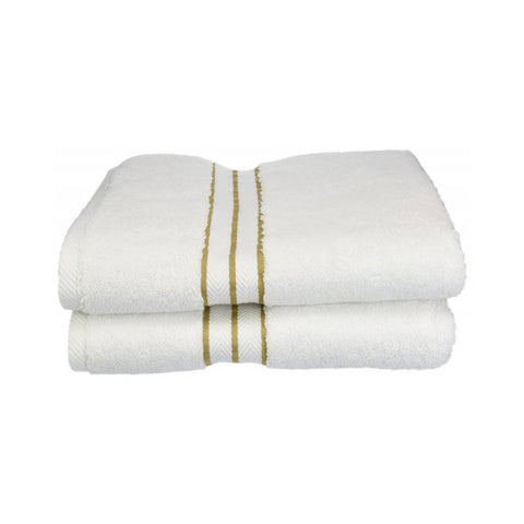 900 Gram Hotel Collection 2-Piece Egyptian Cotton Bath Towel Set