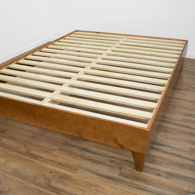 Wooden Platform Bed Frame