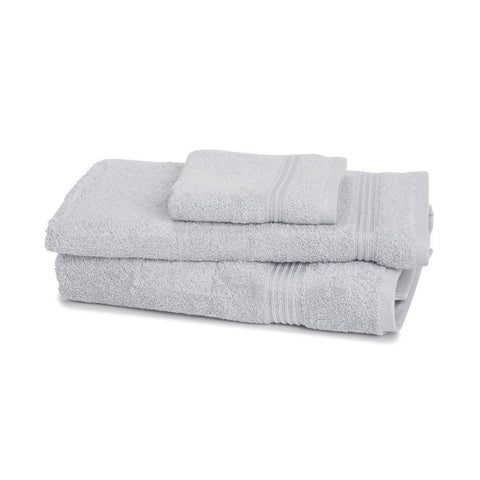 600 Gram 3 Piece Egyptian Cotton Towel Set