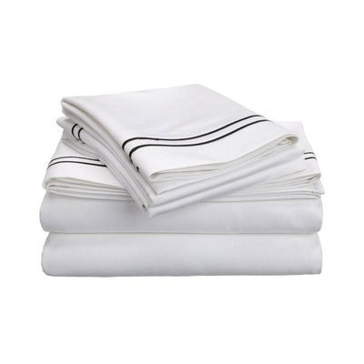 800 Thread Count Egyptian Cotton Embroidered Sheets