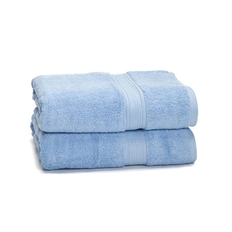 900 Gram 2pc Egyptian Cotton Bath Towel