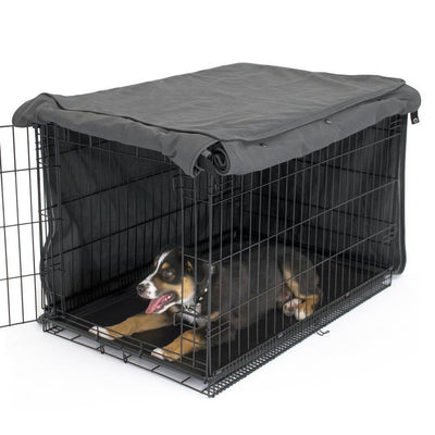 Canvas Pet Crate Cover