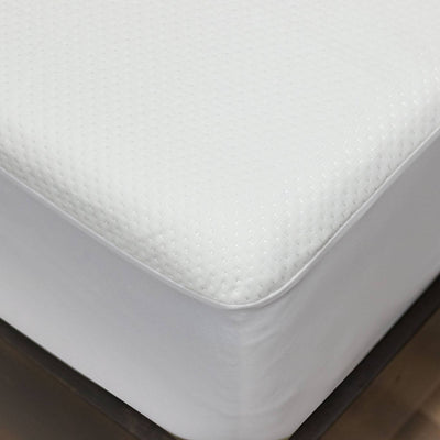 Premium Dimpled Waterproof Mattress Protector