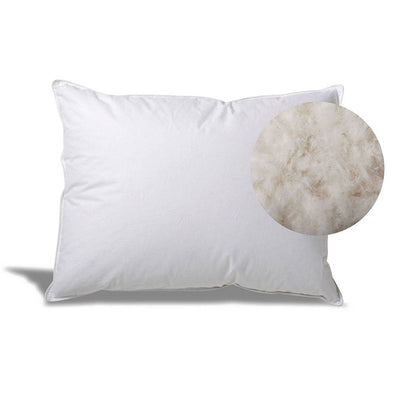 Stomach Sleeper Down Pillow - Extra Soft