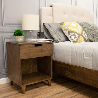 Nightstand - North American Pinewood