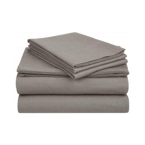 100% Cotton Soft Flannel Sheet Set