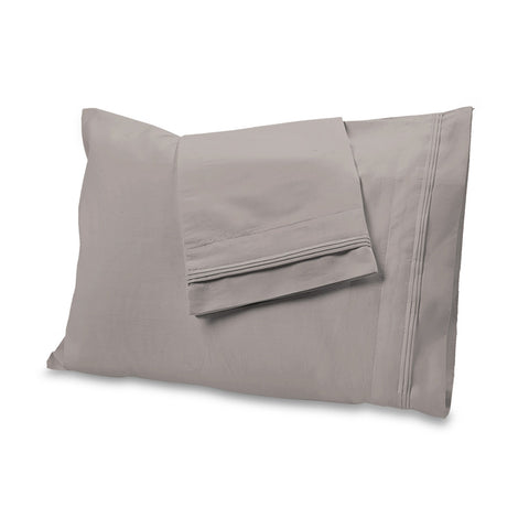 1000 Thread Count Egyptian Cotton 2 Piece Pillowcase Set