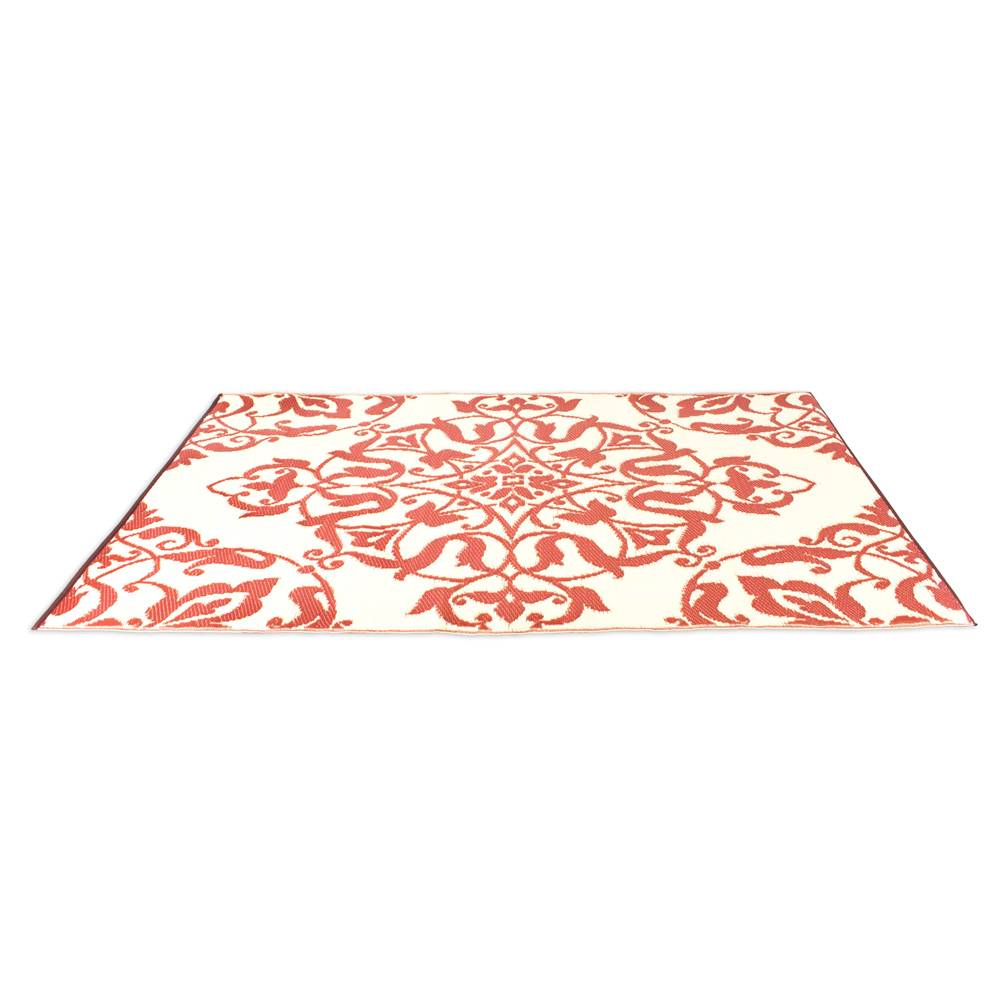 Mad Mats Wrought Iron - Reversible Indoor/Outdoor Mat - Fully Weatherproof
