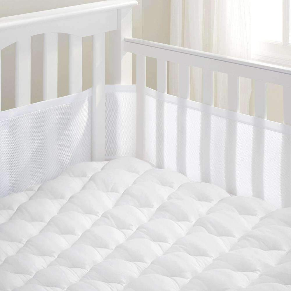 Toddler and Crib Mattress Pads