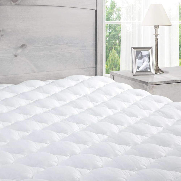 The Pillowtop Mattress Pad Eluxury