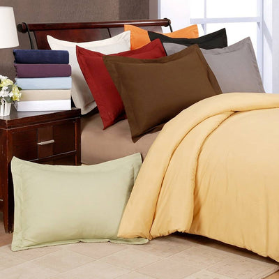 Microfiber Duvet Cover Set