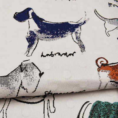 Puppy Parade Fabric - Sold by the Yard - Samples Available