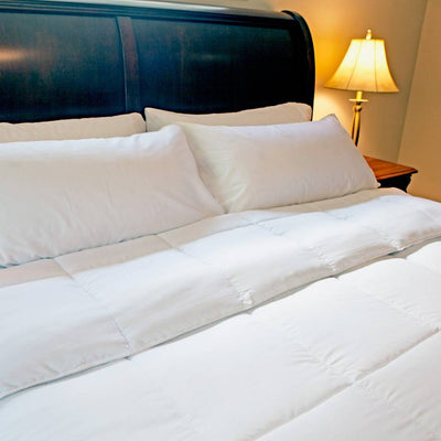 White Down Alternative Comforter / Duvet Cover Insert