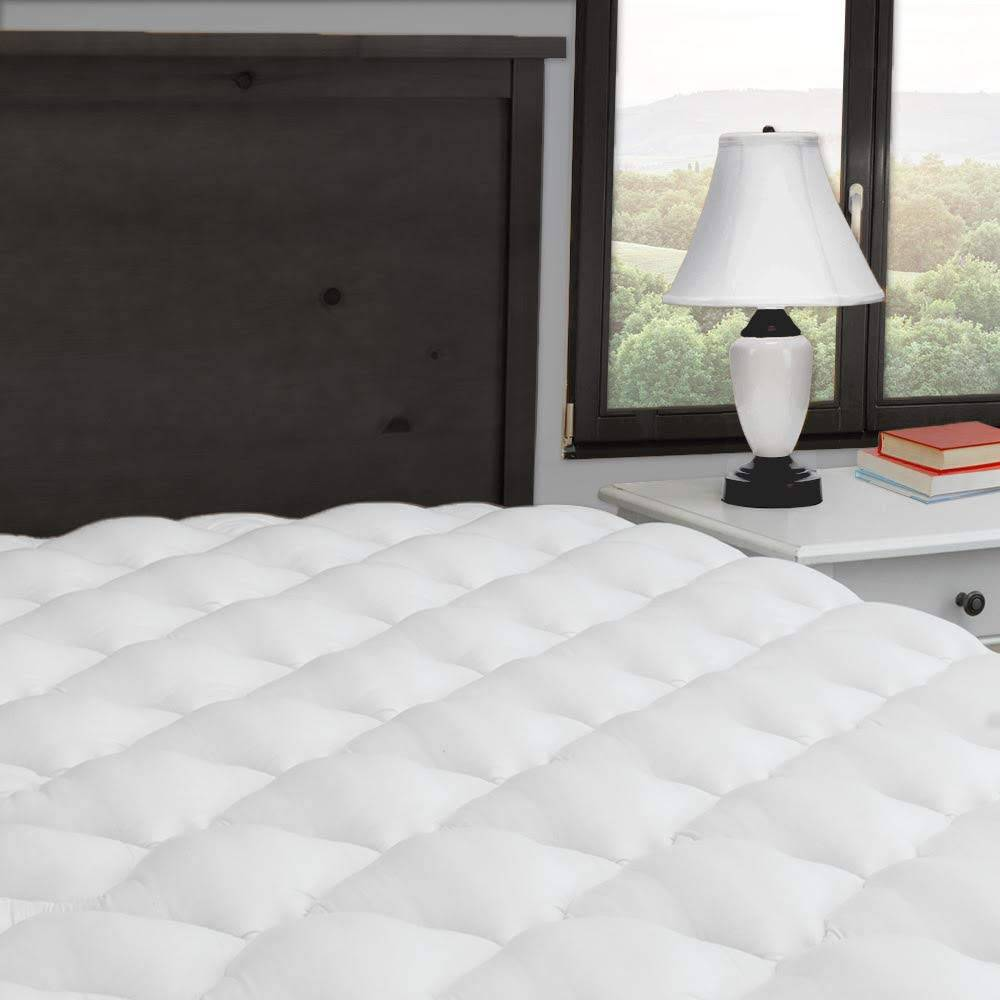 Extra Plush and Extra Thick Mattress Pad