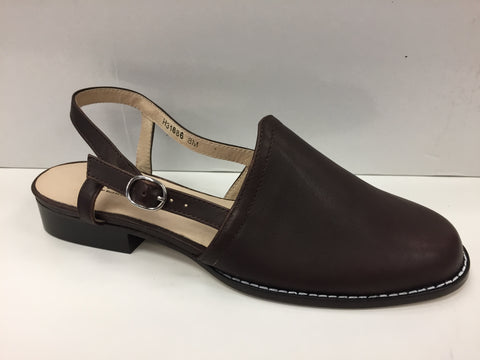 Ros Hommerson Cathleen Brown Leather  ( Slingshot)