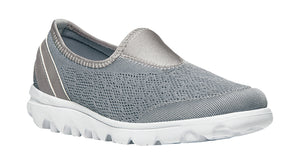 Propet TravelActive Slip-On W5104 (Silver)