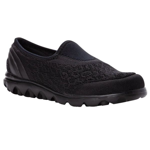 Propet TravelActive Slip-On W5104 (All Black)