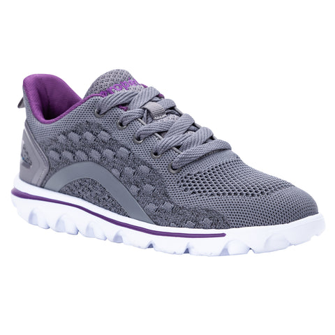 Propet TravelActiv Axial WAT092M (Grey/Purple)
