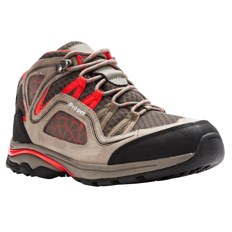Propet Peak WBA002M (Gunsmoke Red)