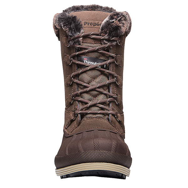 Propet Lumi Tall Lace WBX002S (Brown)