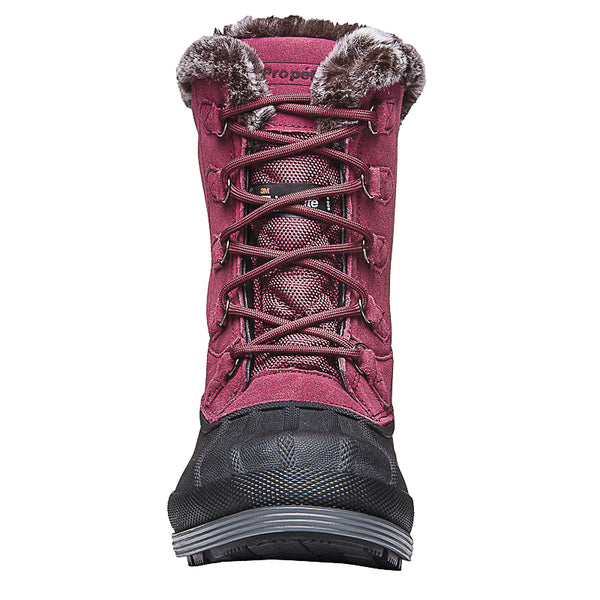 Propet Lumi Tall Lace WBX002S (Berry)