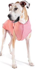 Dog Sun Protection Shirt - Coral Pink