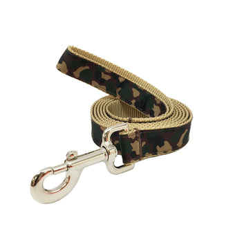Rita Bean Dog Leash - Camouflage