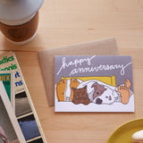 Anniversary Card For Pet Owners