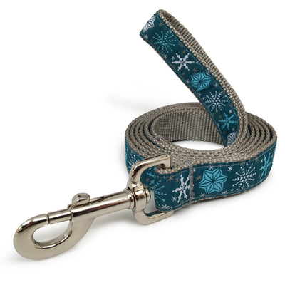 Rita Bean Engraved Buckle Personalized Dog Collar - Snowtopia