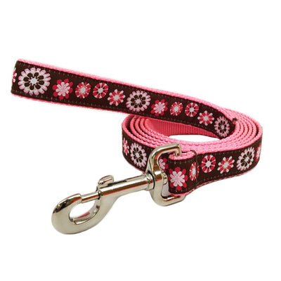 Rita Bean Dog Leash - Wildflowers