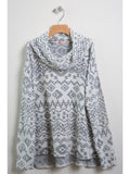 Tribal Rollover Tunic