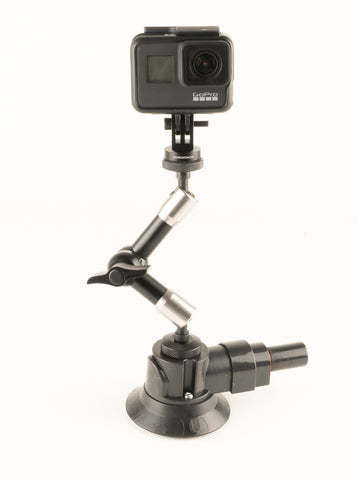 Nflightcam Ultimate Action Camera Suction Cup Cockpit Mount