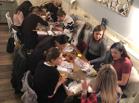 Cutlery Workshop at Deliciously Ella