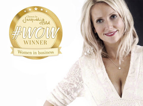 Jacqueline Gold's 'WOW' Women in Business Award
