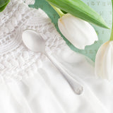 Personalised Spoon Christening Card