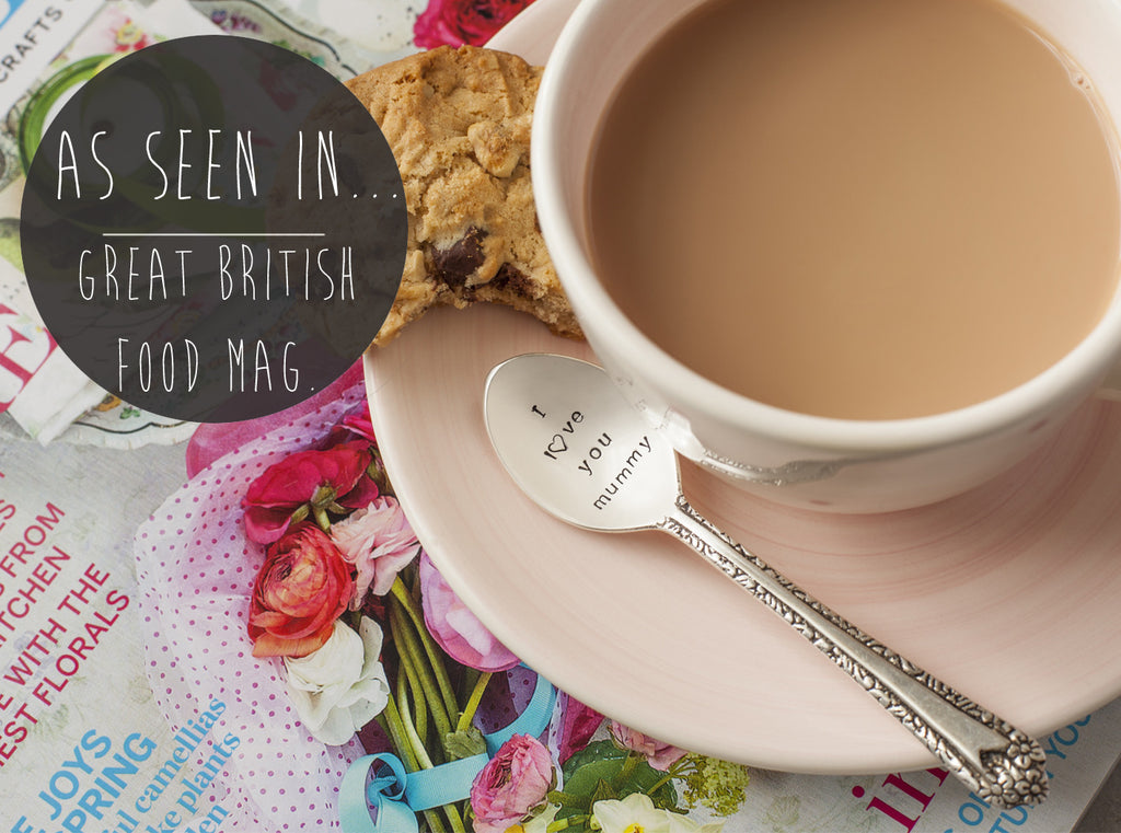 Personalised Teaspoon -Seconds