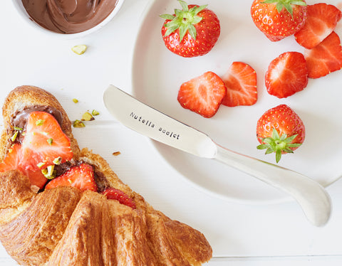Personalised NUTELLA Knife