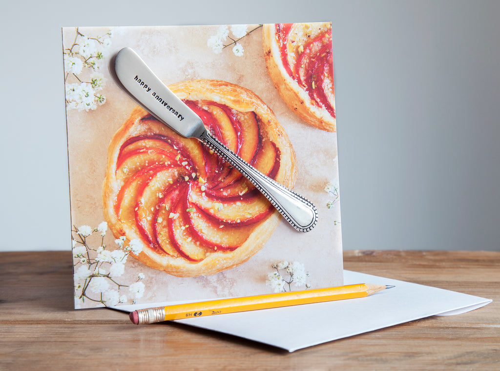Personalised Knife Card - a card and gift in ONE!!