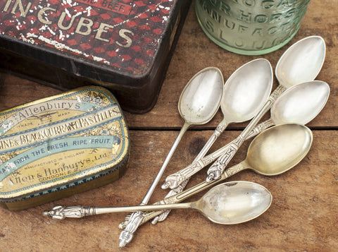 Personalised Vintage Apostle Spoon