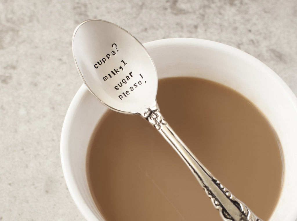 Personalised Teaspoon