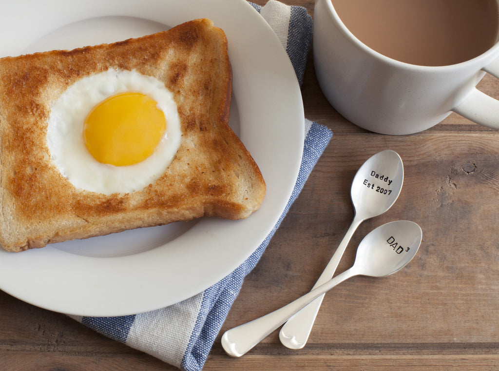 Personalised Coffee Spoon - Seconds