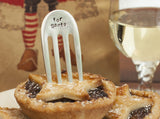 'For Santa' Mince Pie Marker