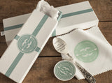 Personalised Vintage Fish Knife & Fork Set