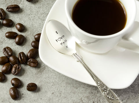 Personalised Coffee Spoon