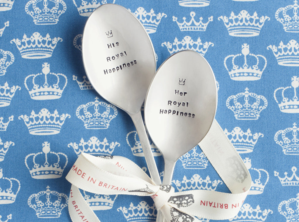 Limited Edition Royal Happiness Dessert Spoon