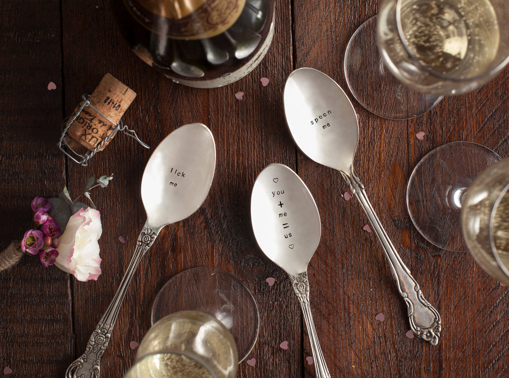Valentine's Table Spoon