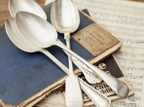 Personalised Vintage Table Spoon
